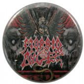 Morbid Angel - 'European Tour 2008' Button Badge